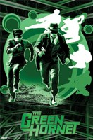 The Green Hornet - Sting Wall Poster