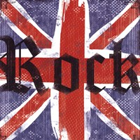 UK Rock II Fine Art Print