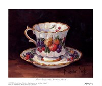 Fruit Teacup Fine Art Print