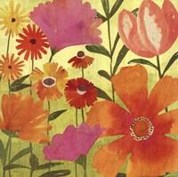 "Spring Fling II by Veronique Charron - 18"" x 18"", FulcrumGallery.com brand"