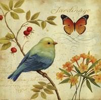 Garden Passion I Fine Art Print