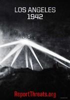 Battle: Los Angeles 1942 Framed Print
