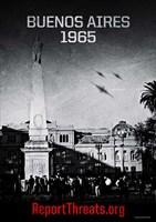Battle: Los Angeles Framed Print