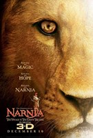 "The Chronicles of Narnia: The Voyage of the Dawn Treader - 11"" x 17"""