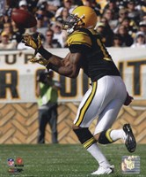 """Mike Wallace 2010 Action - 8"""" x 10"""", FulcrumGallery.com brand"""