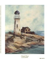 Sandy Pointe Fine Art Print