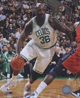 Shaquille O'Neal 2010-11 Action Fine Art Print