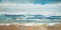 Pastel Waves Fine Art Print