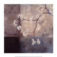 "Spa Blossom I by Laurie Maitland - 14"" x 14"""