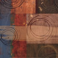 """Corona by Keith Mallett - 12"""" x 12"""""""