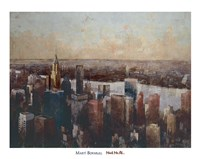 "Meet Me At? by Marti Bofarull - 44"" x 35"" - $41.49"