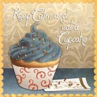 Cupcake I Framed Print