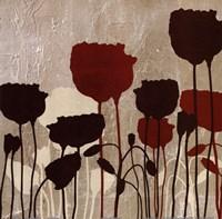 Floral Simplicity V Framed Print