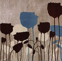 """Floral Simplicity IV by Patricia Pinto - 12"""" x 12"""""""