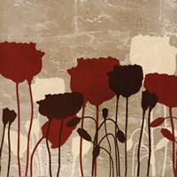 "Floral Simplicity VI by Patricia Pinto - 12"" x 12"""