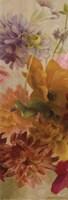 "Blooming Panel II by Lanie Loreth - 6"" x 18"""