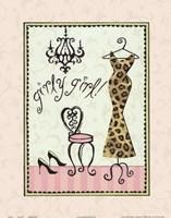 Girly Girl Fine Art Print