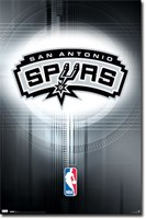 Spurs - Logo 10 Wall Poster