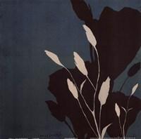 """Fleur'ting Silhouettes VI by Lanie Loreth - 12"""" x 12"""""""