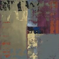 """Teal Perception by Lanie Loreth - 12"""" x 12"""", FulcrumGallery.com brand"""