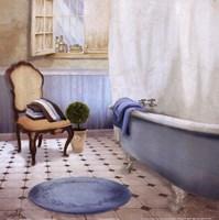 """Sundance Bath I by Elizabeth Medley - 12"""" x 12"""""""