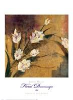 Floral Dreamscape Fine Art Print