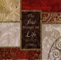 Best Things Fine Art Print
