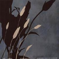 """Fleu'ting Silhouettes I by Lanie Loreth - 6"""" x 6"""""""