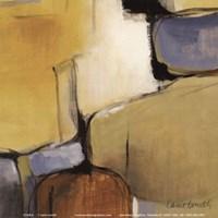 "Gold Canyon III detail by Lanie Loreth - 6"" x 6"""