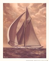 Tradewind Run Fine Art Print