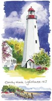Sandy Hook Lighthouse Fine Art Print