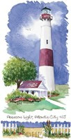 Absecon Light Lighthouse Fine Art Print