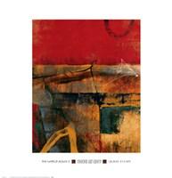 The World Again II Fine Art Print