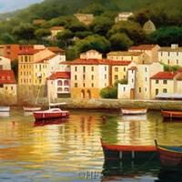 Le Vieux Port Fine Art Print