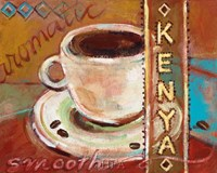 "Kenya by Emily Farish - 11"" x 9"" - $10.49"