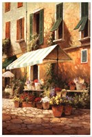 The Flower Seller Fine Art Print