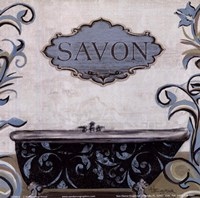 "Savon by Hakimipour - Ritter - 6"" x 6"""