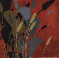 """Urban Meadow I by Lanie Loreth - 12"""" x 12"""""""
