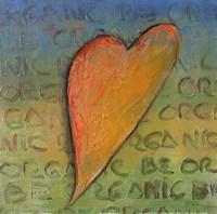 Be Organic II Fine Art Print
