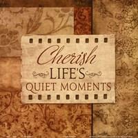 "Cherish by Elizabeth Medley - 12"" x 12"", FulcrumGallery.com brand"
