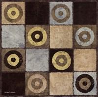 """April Frolic II by Michael Marcon - 12"""" x 12"""""""