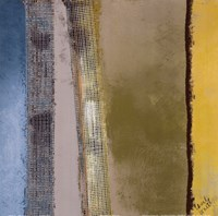 "Blue Infinity II by Lanie Loreth - 12"" x 12"""