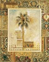 Palmas II Fine Art Print