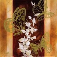 """All a Flutter II by Lanie Loreth - 12"""" x 12"""" - $9.99"""
