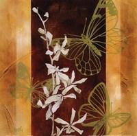 """All a Flutter I by Lanie Loreth - 12"""" x 12"""""""