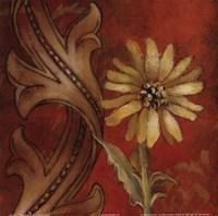 """Honeyed Square I by Lanie Loreth - 12"""" x 12"""""""