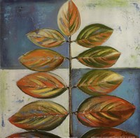 """The Green Compliment II by Patricia Pinto - 12"""" x 12"""""""