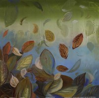 "Thinking Green I by Patricia Pinto - 12"" x 12"""