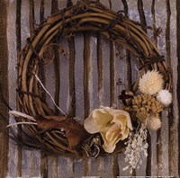 Wreath I Framed Print