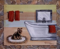 Sunday Dog I Fine Art Print